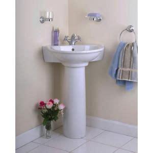 Home Depot Corner Pedestal Sink by Pegasus Evolution Corner Pedestal Combo Bathroom Sink In