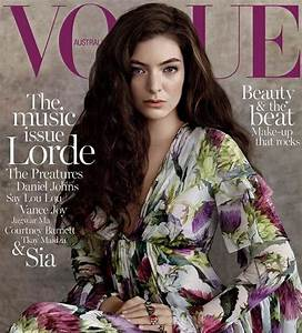 Lorde goes glam for Vogue cover debut | SHEmazing!