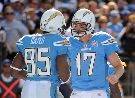 Philip Rivers In Kansas City Chiefs V San Diego Chargers