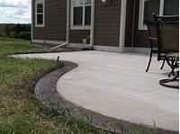 best stained concrete patio design ideas Best Stained Concrete Patio Design Ideas - Patio Design #305