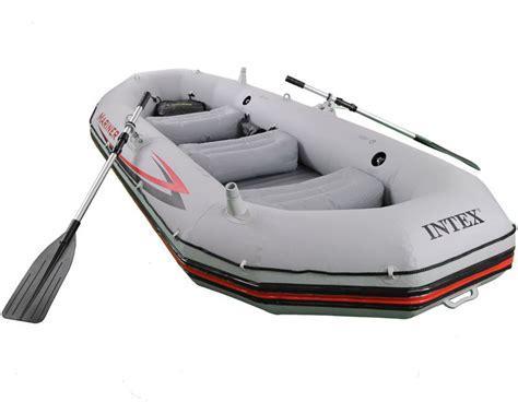 Intex Mariner Inflatable Boat by Intex Mariner 4 Inflatable Boat Only 249 Sold Here