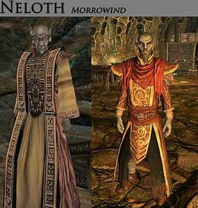 Are any Skyrim characters carried over from Oblivion or ...