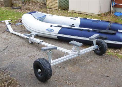 Bass Hunter Boat Wheels by Castlecraft Trailex Universal Beach Launching Dolly For