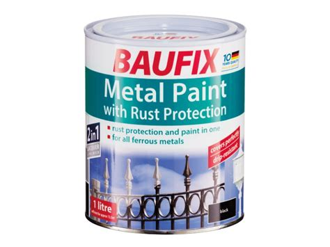 Baufix Metal Paint With Rust Protection-lidl