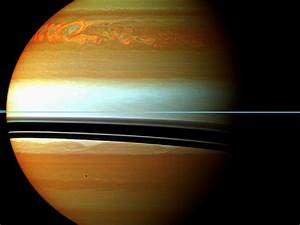 Spectacular Photos of Monster Saturn Storm Snapped by NASA ...