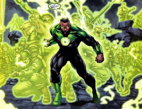 dc comics stewart green lantern