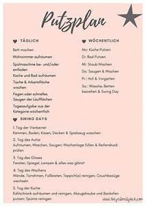 Wochenplan Haushalt Familie : die besten 17 ideen zu putzplan auf pinterest hausreinigungspl ne und tiefenreinigung ~ Markanthonyermac.com Haus und Dekorationen