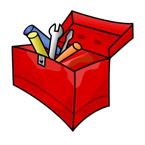 Toolbox Pictures  Clipart Best