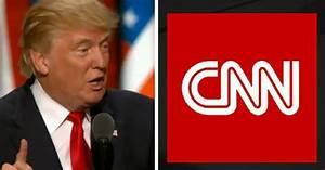 Should President Trump Sue CNN For Defamation, Fake News?