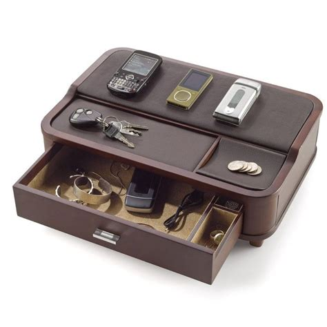 mens dresser valet charging station 91 best dresser valet boxes images on