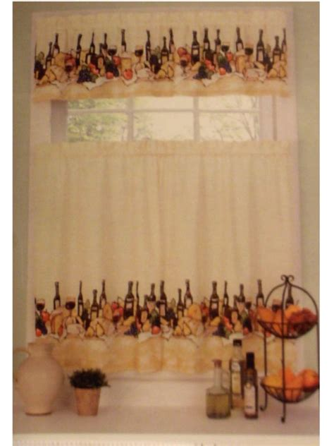 grape wine kitchen curtains merlot wine themed kitchen curtains set update your grape