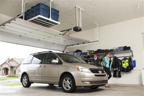 espace garage accroo rangement efficace