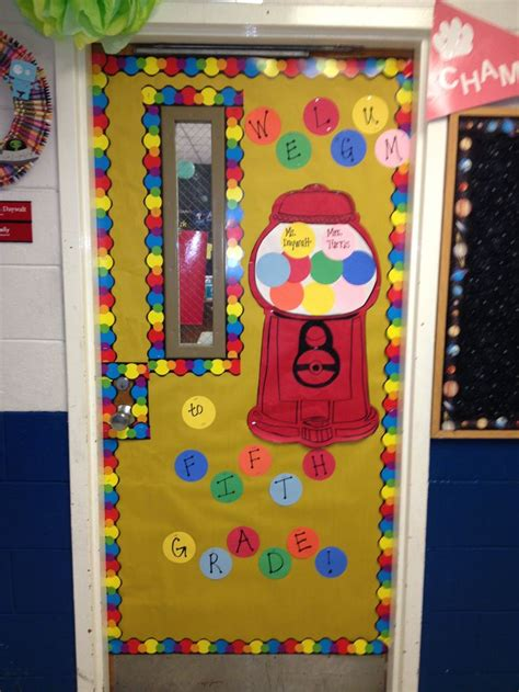 back to school door classroom ideas