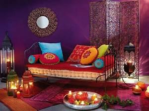 Orientalisches Schlafzimmer Dekoration : orientalische dekoration f rs wohnzimmer 33 fotos ~ Markanthonyermac.com Haus und Dekorationen