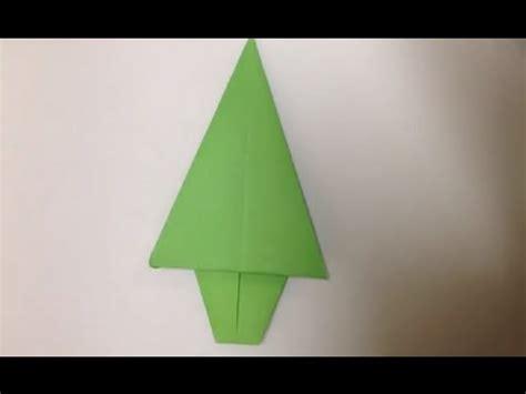 faire un sapin en origami d 233 coration de no 235 l