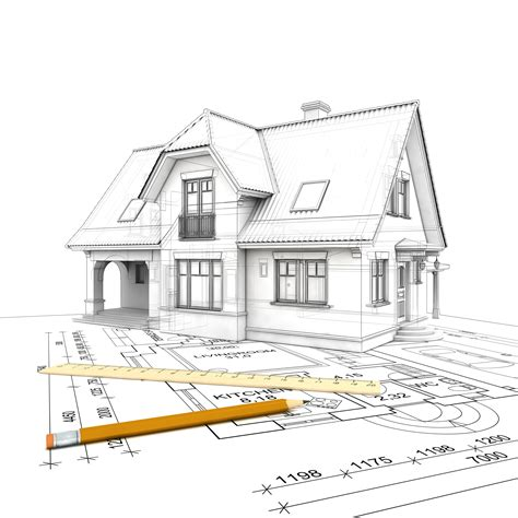 House 3d Drawing  Building Contractors Kildare & Dublin