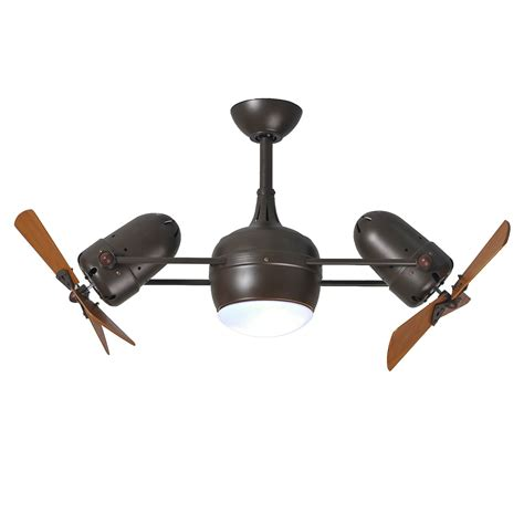 dual ceiling fans with lights metropolitan dual motor