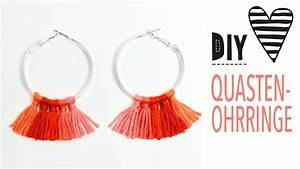 Quasten Selber Machen : earrings let s knet polymer tutorial owl earrings diy ohrringe im angesagten ~ Markanthonyermac.com Haus und Dekorationen