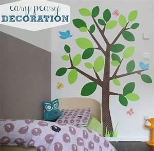 Kinderzimmer Gestalten Baby : kinderzimmer wand selbst gestalten ~ Markanthonyermac.com Haus und Dekorationen