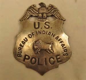 42 us bureau of indian affairs badge lot 42