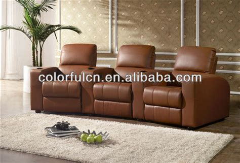 leather lazy boy recliner chair decoro leather sofa recliner with writing pad function