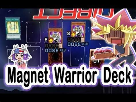Warrior Deck Duel Links by Yu Gi Oh Duel Links Magnet Warrior Pvp Deck Replays