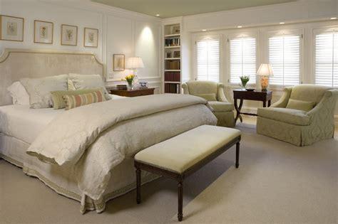 Traditional Master Bedroom-traditional-bedroom-san