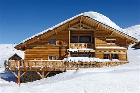 family ski chalet in l alpe d huez