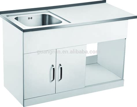 free standing commercial stainless steel laundry tub