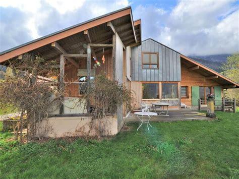maison 224 vendre ossature bois annecy rive ouest