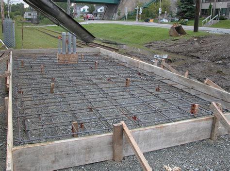 couler dalle beton garage 3 coffrage de plancher dalle de g233n233ratrice hydro qu233bec evtod