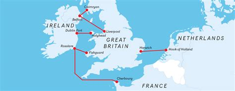 Ferry England To Ireland by Ferries To England Scotland Wales Ireland Holland And