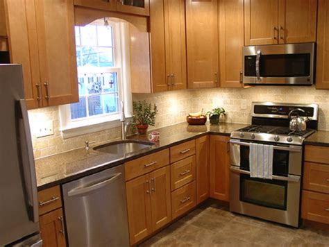 Small L Shaped Kitchen Design Ideas  Deannetsmith
