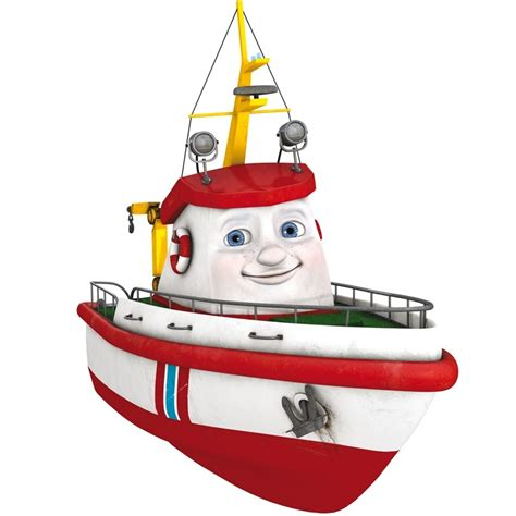 Elias The Little Rescue Boat Toys by Scandinavian Christmas Meet A New Friend
