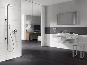 Badezimmer Weiß Grau : einrichtungsideen k che ~ Markanthonyermac.com Haus und Dekorationen
