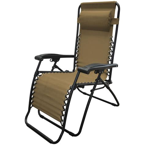 caravan sports infinity portable zero gravity portable reclining lounge chair 608340 chairs