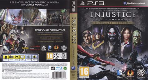 injustice gods among us cover injustice gods among us ultimate edition cover ita cover