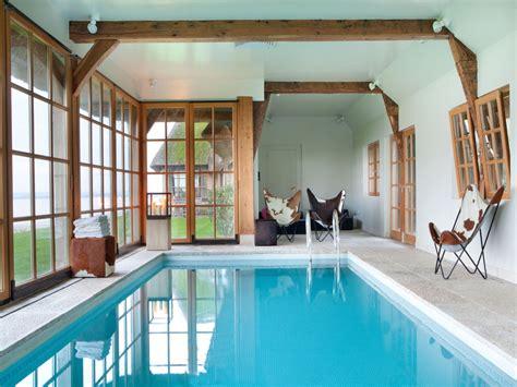piscine int 233 rieure vue mer 224 honfleur en normandie