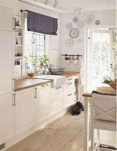 Küche Deko Ikea : hygge landhaus k che von ikea nature music life love pinterest k chen von ikea ~ Markanthonyermac.com Haus und Dekorationen