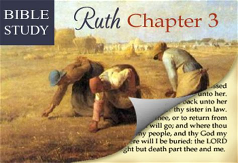 bible study ruth chapter 3 a link up time warp