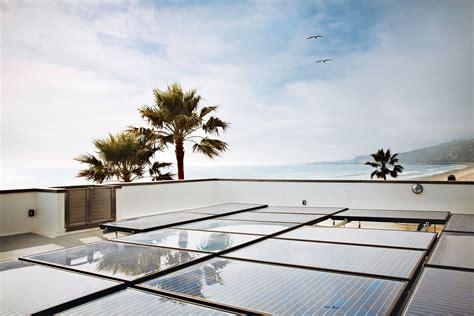 Ecofriendly Beach House In Ventura County, California