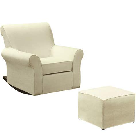dorel rocking chair with ottoman beige feeding walmart