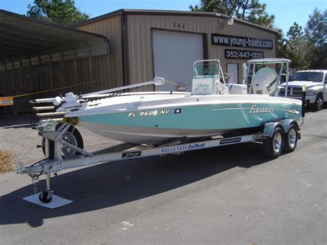 Boat Names With Young by Young Boats 20 Bay Sold The Hull Truth Boating And