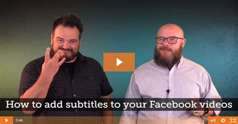 How To Add Subtitles To Facebook Videos  Add Captions To. Immigration Attorneys In Chicago. Human Services Career Cluster. Regulatory Compliance Software. Tidewater Finance Company Pool Service Dallas. How To Add Subtitles In A Video. Best Place To Get Student Loans. Source Healthcare Analytics Inc. Identiy Theft Protection Car Rentals In Paris