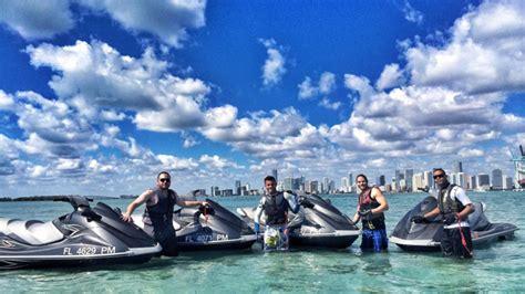 Jet Ski Boat Miami by Sun Life Water Sports Watersport Rentals Miami