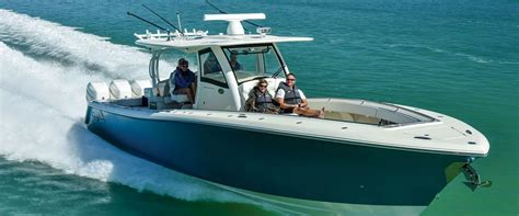 Top Center Console Boats by Stu Jones Welcomes Center Console Boats At Poker Runs