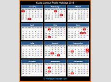 Kuala Lumpur Malaysia Public Holidays 2018 – Holidays