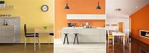 Küche Rot Streichen : wohnzimmer orange streichen ~ Markanthonyermac.com Haus und Dekorationen