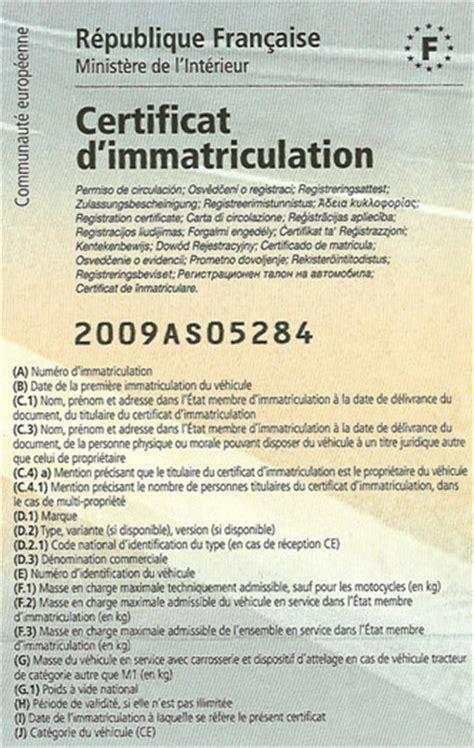 carte grise et immatriculation poimobile