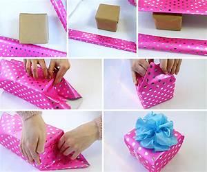 Geschenke Schön Verpacken Tipps : originelle geschenkverpackungen zum selber machen auf ~ Markanthonyermac.com Haus und Dekorationen